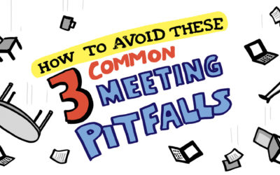 How to Avoid These 3 Common Meeting Pitfalls