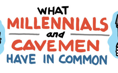 What Millennials and Cavemen Have In Common