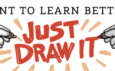 Want to Learn Better? Just Draw It!