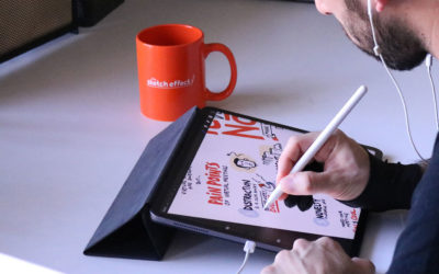 5 Reasons to use Graphic Recording for Company Events