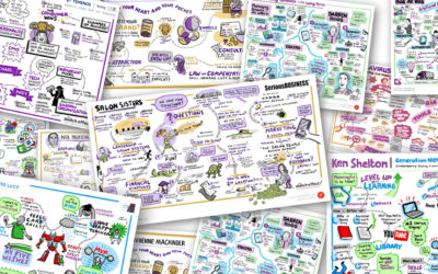 5 Reasons to use Graphic Recording for Product Demos