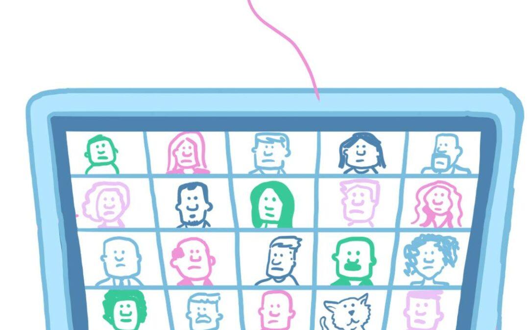 5 Reasons to Use Graphic Facilitation at Virtual Conferences