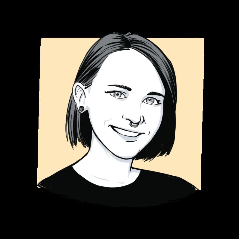 Animated headshot of Allie Conzola