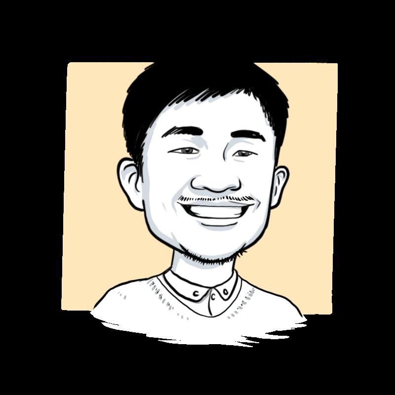 Animated headshot of Alson Chiu